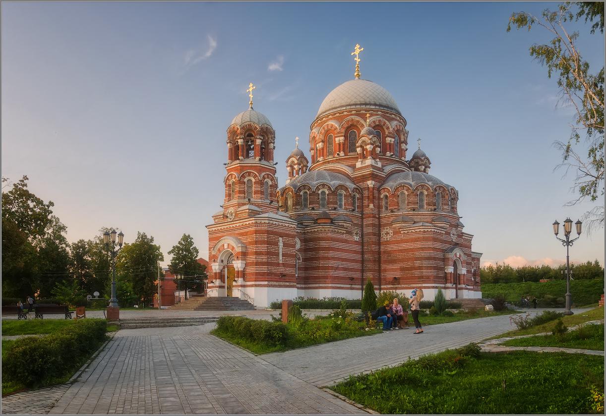 Троицкий храм г. Коломна (Щурово)